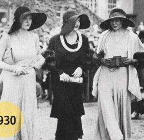 Türkiye'nin 65 yıllık moda yolculuğu