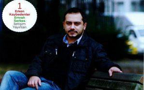 Emrah Serbes Son Kitabı 'Erken Kaybedenler'