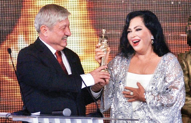 49. Uluslararası Antalya Altın Portakal Film Festivali'nde Türkan Şoray