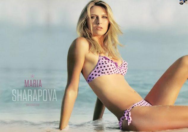 Rus tenisçi Maria Sharapova
