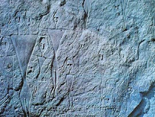 Urumçi'de ortaya çıkarılan mağara resimleri doğurganlığı arttırmak için yapılan orji törenini tasvir ediyor.