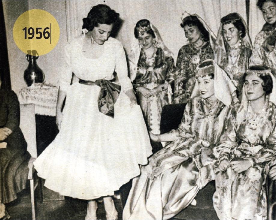 YKM'nin 60. kuruluş yıldönümü dolayısıyla hazırladığı Moda Tarihi Belgeseli 3