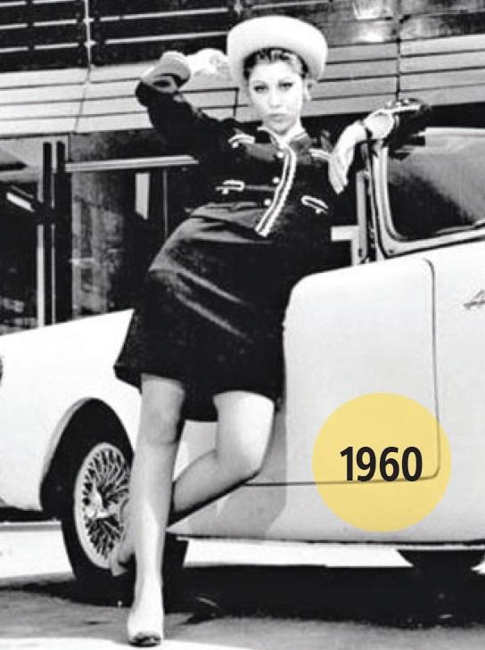 YKM'nin 60. kuruluş yıldönümü dolayısıyla hazırladığı Moda Tarihi Belgeseli 4