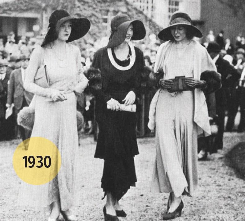 YKM'nin 60. kuruluş yıldönümü dolayısıyla hazırladığı Moda Tarihi Belgeseli 6