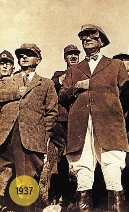 YKM'nin 60. kuruluş yıldönümü dolayısıyla hazırladığı Moda Tarihi Belgeseli Atatürk Moda