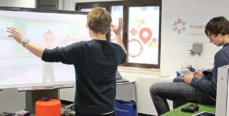 Geleceğin eğitim öğrenci teknolojisi