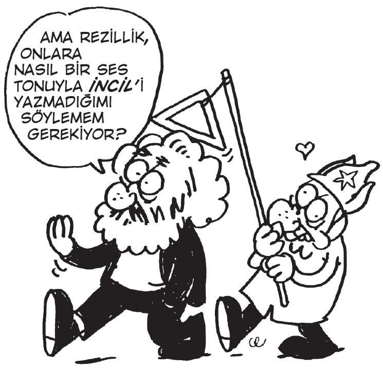 Marx karikatür 2