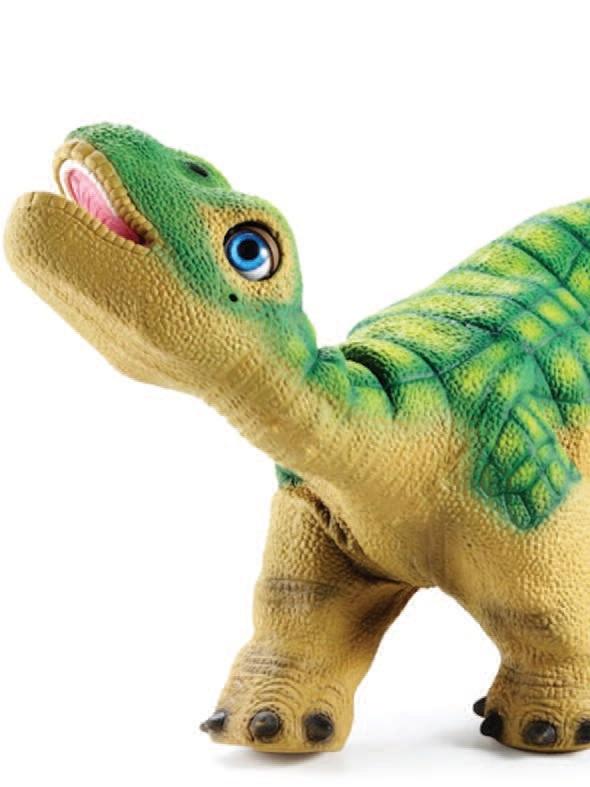 Pornoya düşen yavru Camarasaurus