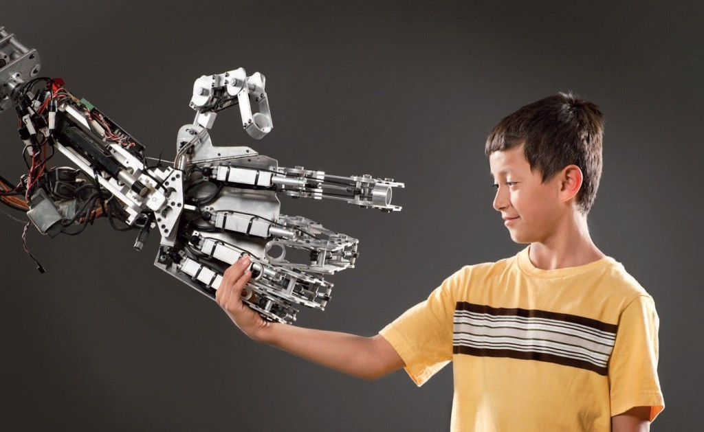 Robot Yapay Zeka Resim