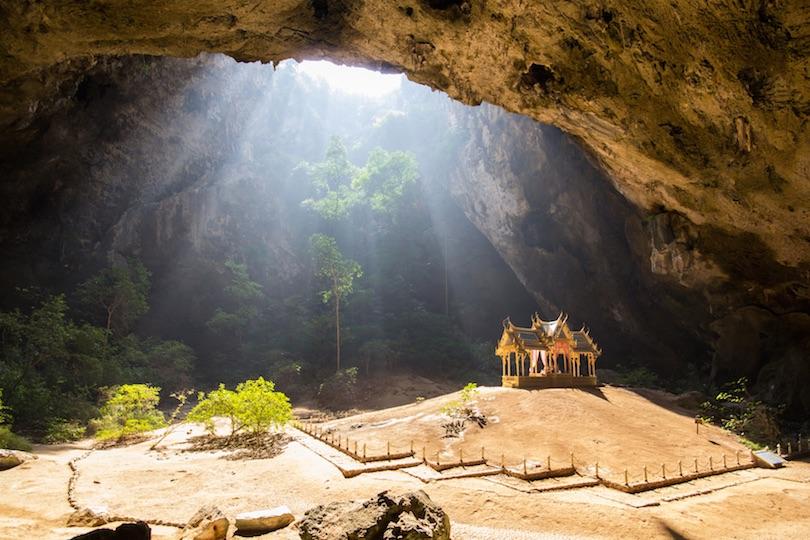 Tayland'da Khao Sam Roi Yot