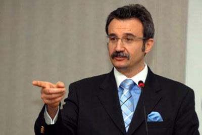 Devlet Bakanı Kürşad Tüzmen