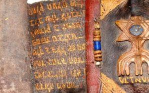 Türkiye'de 7 Asırlık Altın Yazma Tevrat Ele Geçirildi
