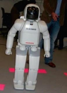ASIMO-Honda'nın yürüme teknolojisinde geldiği ileri nokta.