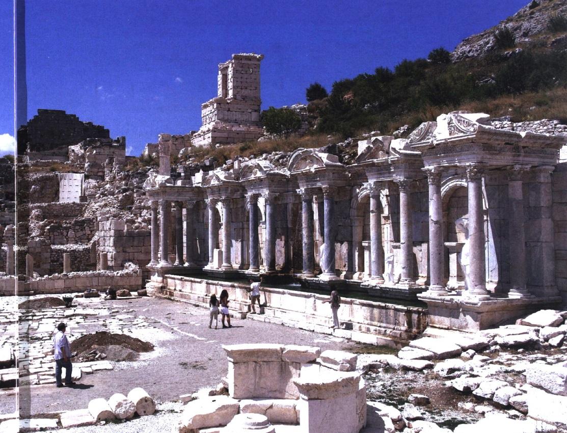 Antik Kentin Görkemi Gün Işığına Çıktı Sagalassos