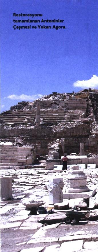 Antoninler Çeşmesi ve Yukarı Agora