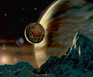 Güneş-dışı gezegenler