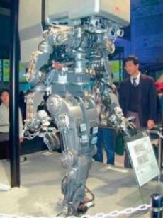Honda Pl-Honda'nın ürettii ilk tüm vücut insansı robot
