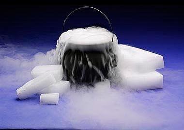 Suyu kaynata kaynata dondurmak mümkün müdür?