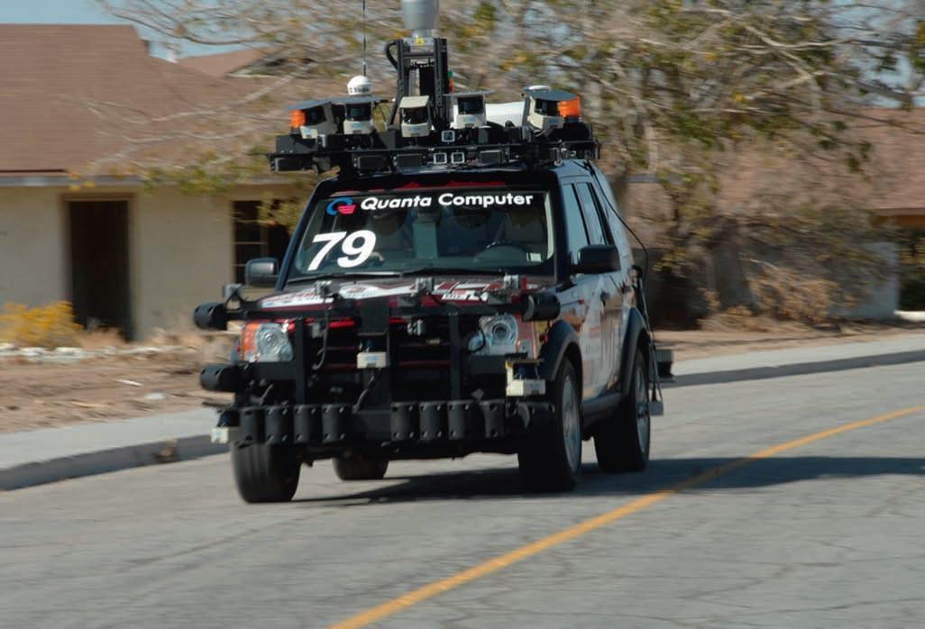 robot otomobiller