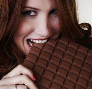 Çikolatayla mutlu bir hamilelik