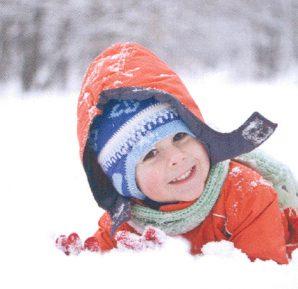 Çocukları soğuktan korumak