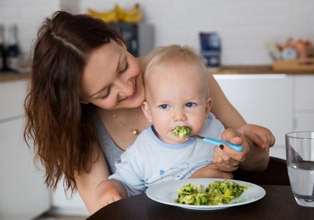 Çocuklar için 7 yararlı besin