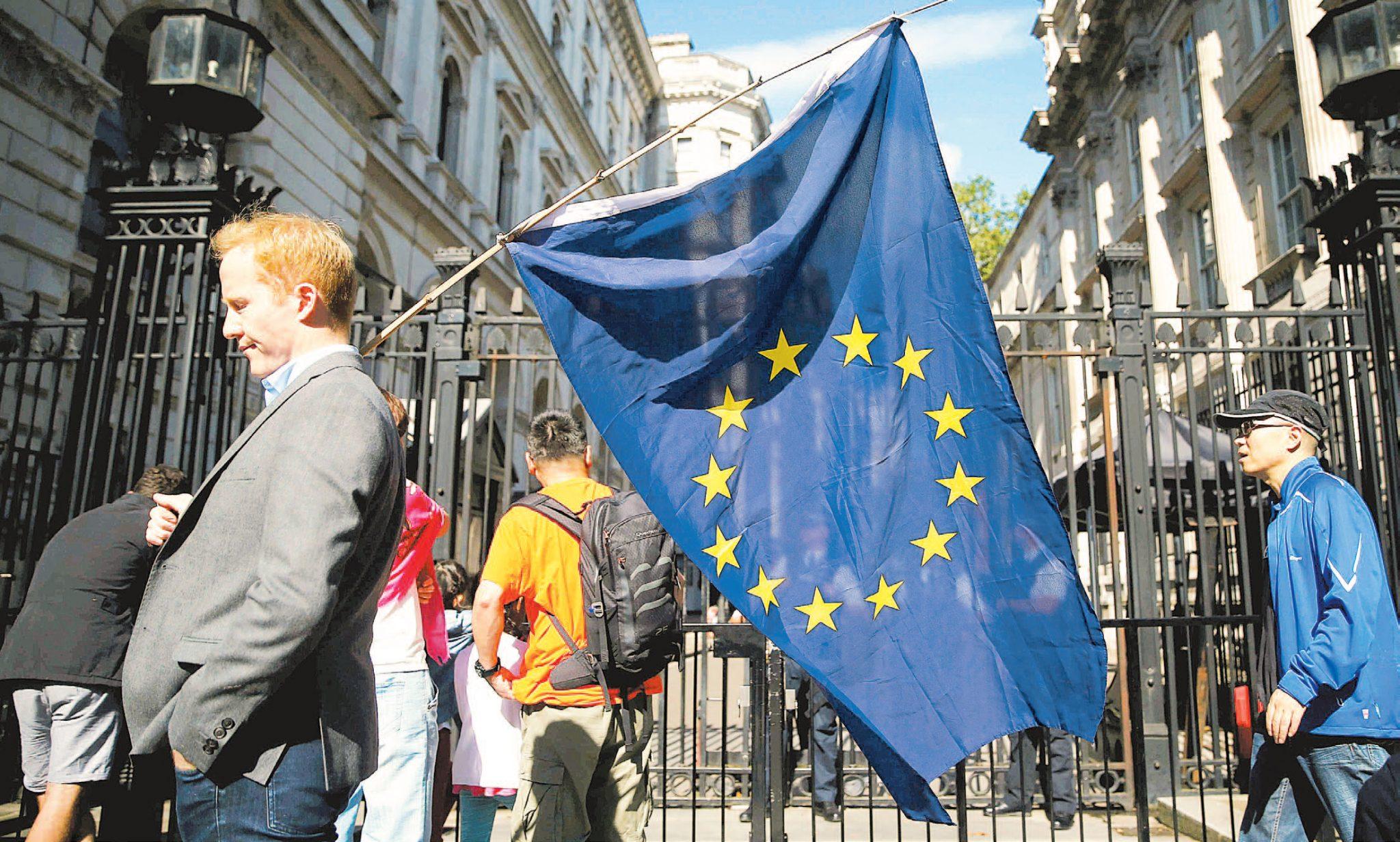 İngiltere'nin Avrupa Birliği'nden ayrılması