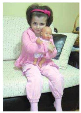 Anne Ayşegül, kızı Beyza Nur'u anlatıyor