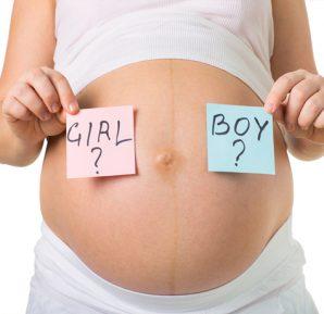 Bebeğim kız mı erkek mi