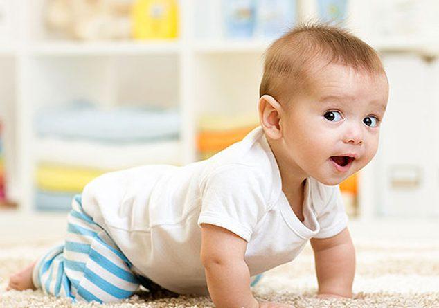 Bebeğinizin fiziksel gelişimi