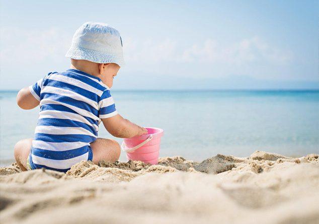Bebeğinizle sorunsuz bir tatil için