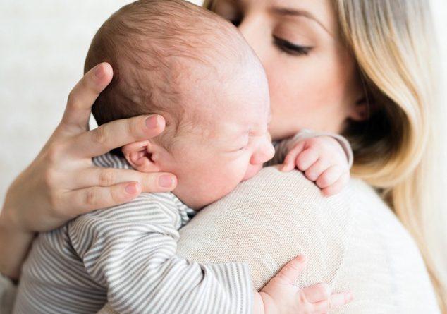 Bebeklerde infantil kolik