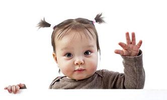 Bebeklerin işaret dili