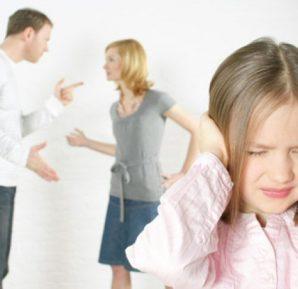 Boşanan ebeveynler ve çocuklar