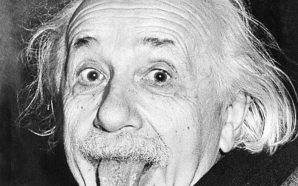 Einstein'ın ikonik fotoğrafı