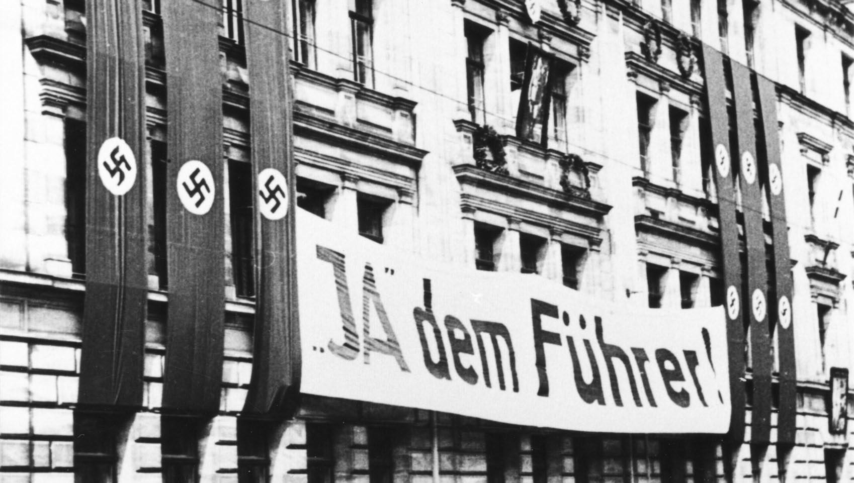 Führer'e evet
