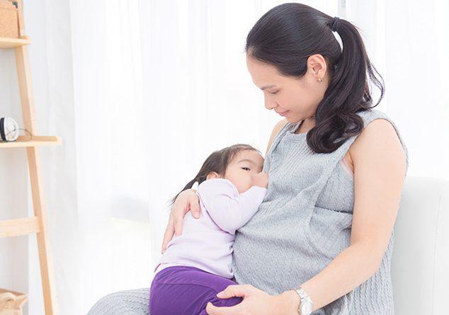 Hamilelik esnasında emzirmek güvenli mi