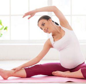 Hamilelik sürecinde yapacağınız egzersizler