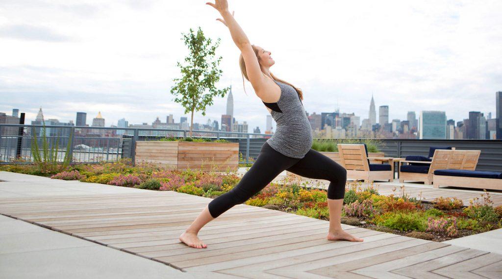 Hamilelik ve egzersiz