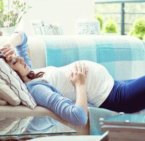 Hamilelikte düzenli uyku