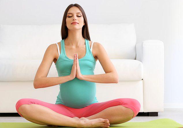 Hamilelikte yoganın faydaları