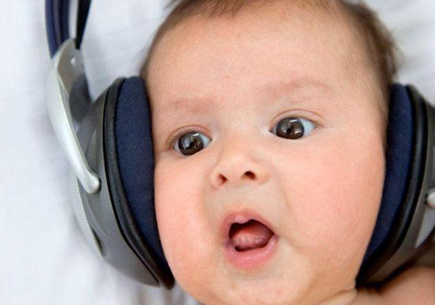 Müzik, bebeğinizi dinlendirir