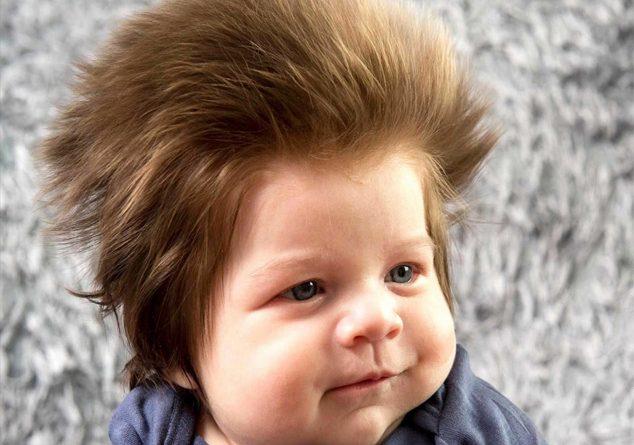 Saç uzaması tamamen genetik