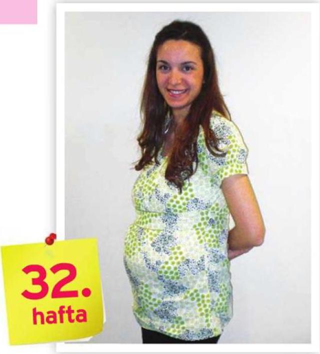 Yasemin Çakmak hamileliğini anlatıyor