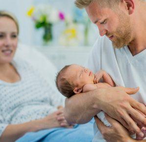 Yeni babalara bebek bağlanma tavsiyeleri