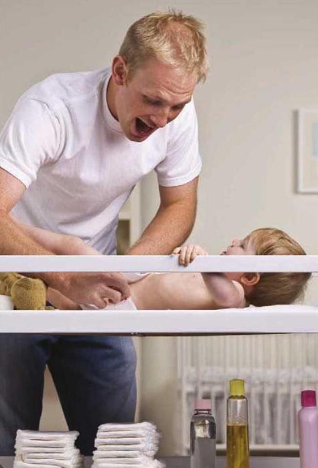 Yeni doğmuş bir bebeğin bakımı
