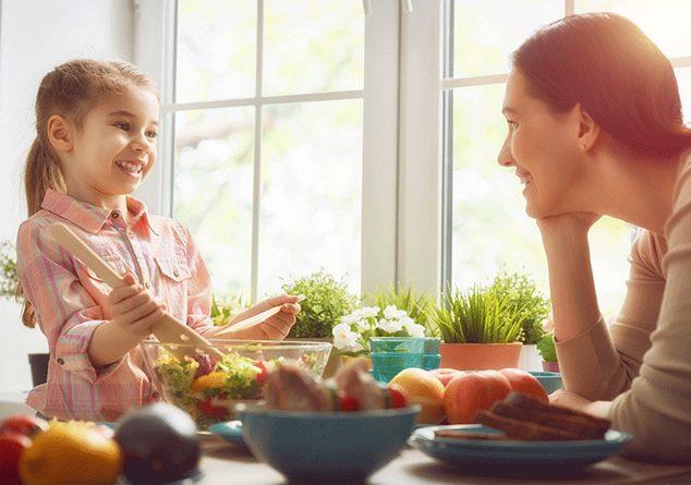 Çocukların günlük alması gerekli gıdalar