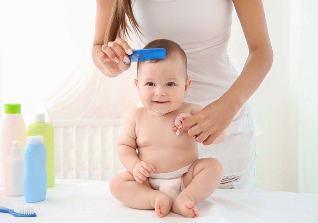 Çocuklarda saç bakımı