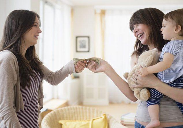 Bebeğimi başkasına emanet ettiğim için tedirginim