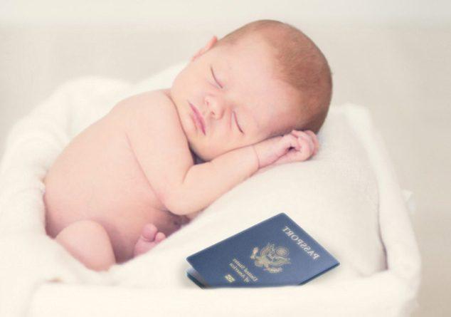 Bebek için Pasaport Nasıl Çıkartılır